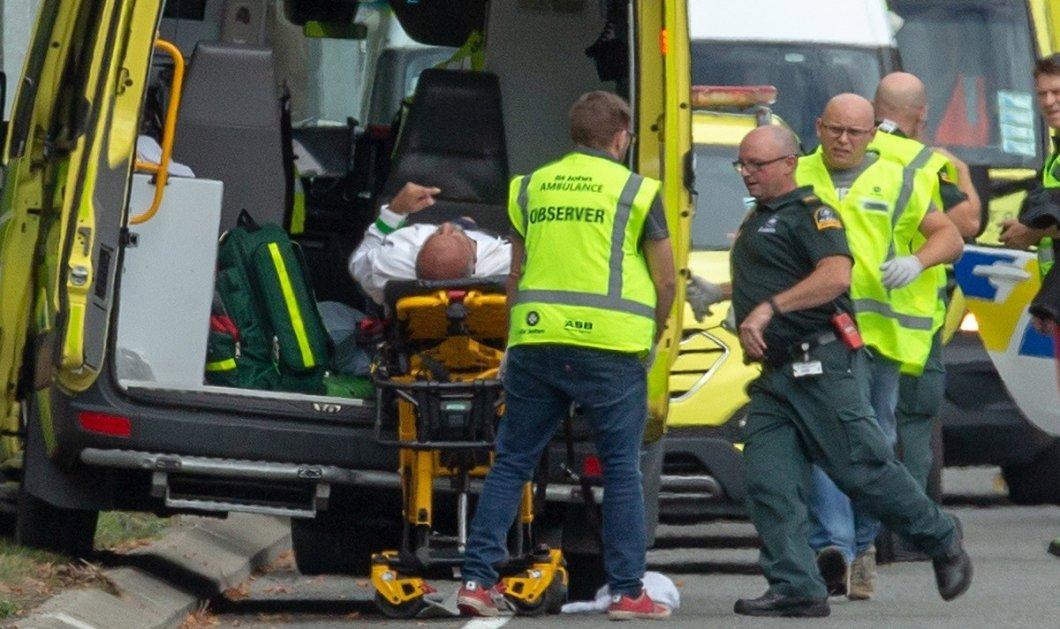 Αιματηρή επίθεση σε δύο τζαμιά στη Νέα Ζηλανδία – Τουλάχιστον 40 νεκροί – Δεκάδες τραυματίες – Συνεχής ενημέρωση - Κυρίως Φωτογραφία - Gallery - Video