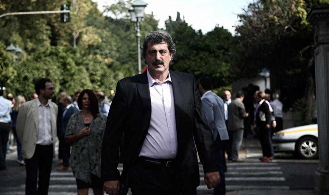 Επίθεση με μολότοφ στο σπίτι του Παύλου Πολάκη  - Κυρίως Φωτογραφία - Gallery - Video