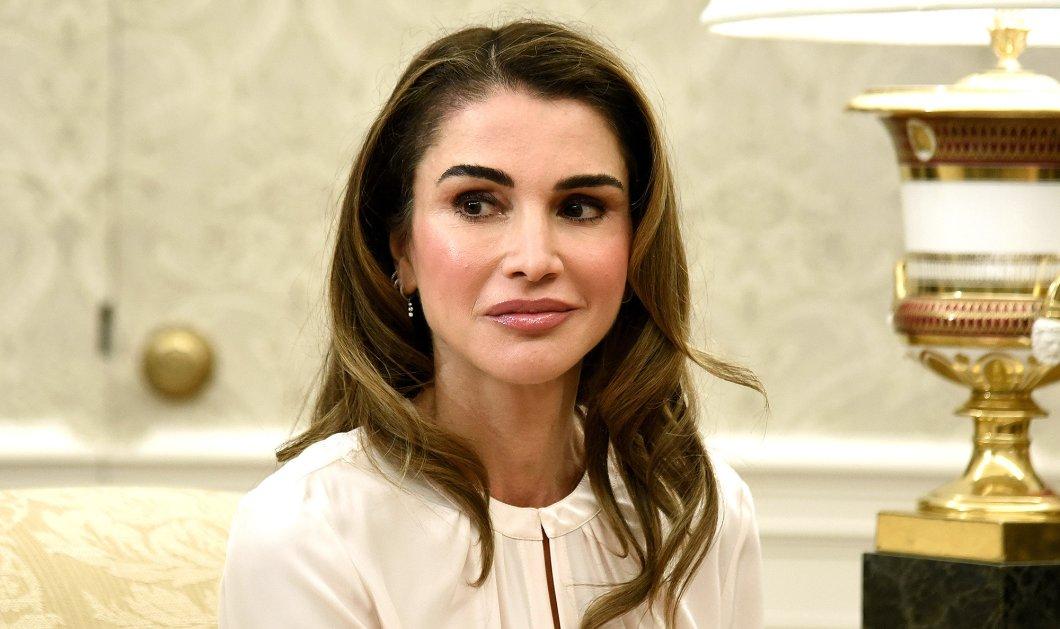 Βασίλισσα Ράνια της Ιορδανίας: Ποια να συγκριθεί μαζί της; - Στο Παρίσι με εντυπωσιακό δερμάτινο μαύρο ταγιέρ (φώτο) - Κυρίως Φωτογραφία - Gallery - Video