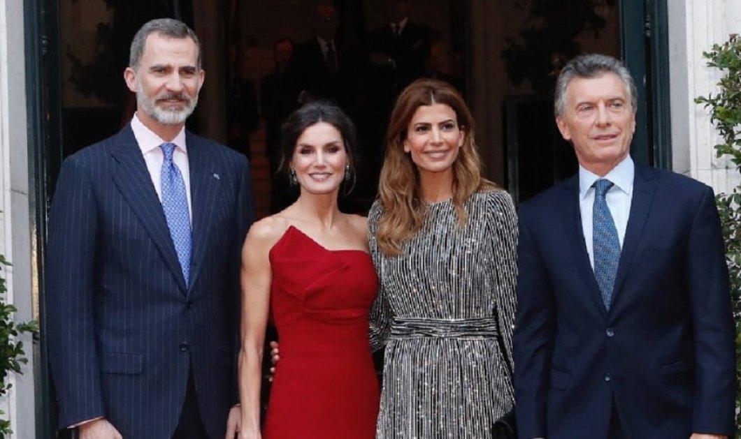 """Βασίλισσα του στυλ η Λετίσια στην Αργεντινή - Τα υπέρκομψα """"design"""" ρούχα & το """"trendy"""" σύνολο των 49 ευρώ (φώτο-βίντεο) - Κυρίως Φωτογραφία - Gallery - Video"""