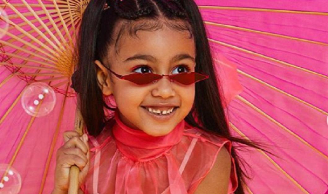 Υπερήφανη μανούλα η Κιμ Καρντάσιαν - Η 5χρονη κόρη της Νορθ έκανε το πρώτο της εξώφυλλο (φώτο -βίντεο) - Κυρίως Φωτογραφία - Gallery - Video
