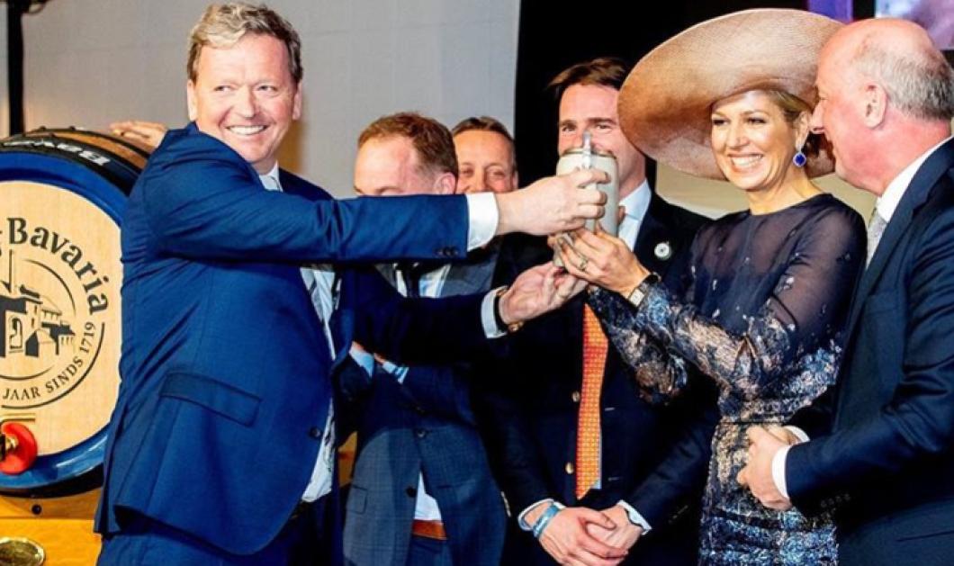 Υπερπαραγωγή η εντυπωσιακή βασίλισσα Μάξιμα της Ολλανδίας σε εορταστικές εκδηλώσεις για την μπύρα Bavaria (φώτο) - Κυρίως Φωτογραφία - Gallery - Video