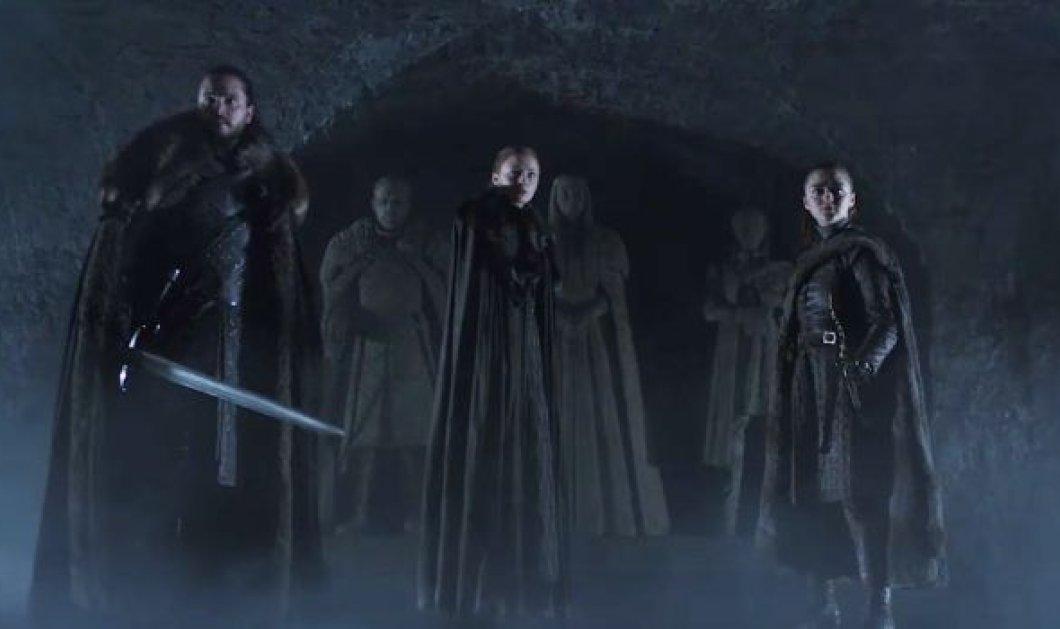 20 νέες φωτογραφίες από το θρυλικό Game of Thrones στην δημοσιότητα - Ποιος θα ανέβει τελικά στον θρόνο - Κυρίως Φωτογραφία - Gallery - Video
