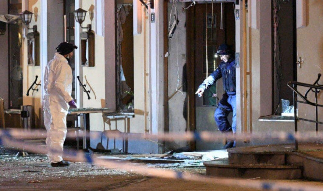 Ισχυρή έκρηξη στη Στοκχόλμη – Πληροφορίες για πολλούς τραυματίες - Κυρίως Φωτογραφία - Gallery - Video