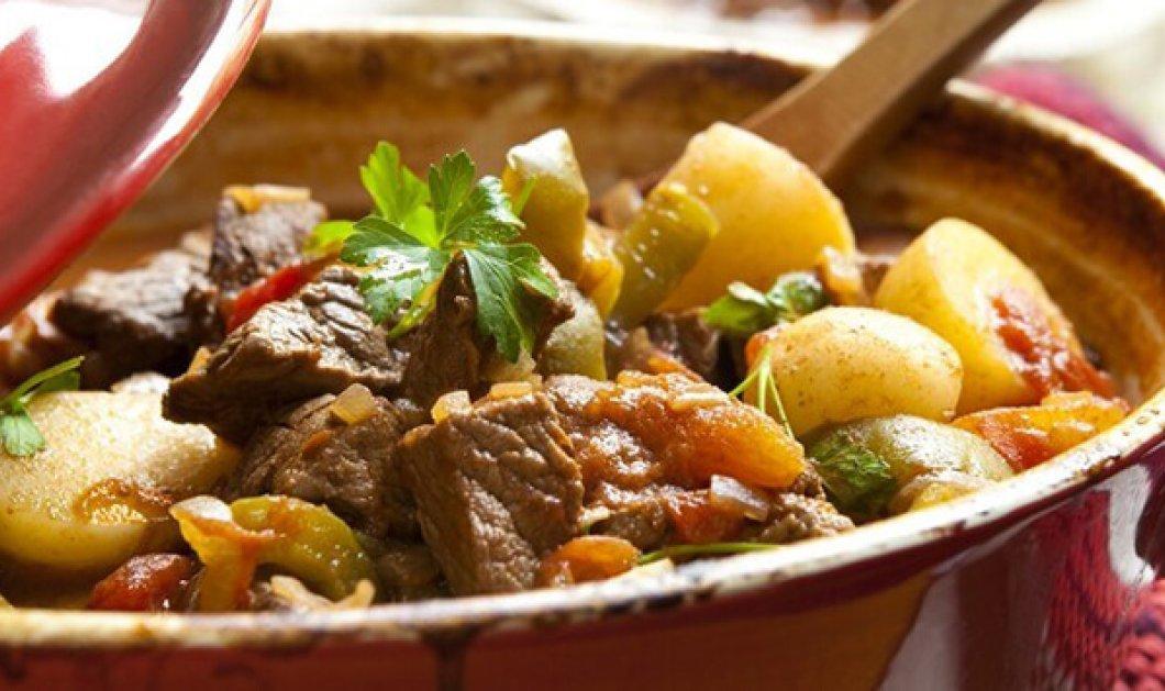Αυτή είναι η καλύτερη σπιτική συνταγή για μοσχάρι στη γάστρα με λαχανικά - Δοκιμάστε την! - Κυρίως Φωτογραφία - Gallery - Video