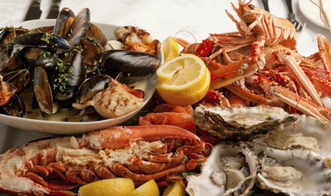 15 λόγοι για να τρώτε θαλασσινά - Ποια είδη κάνουν καλό στην υγεία; - Κυρίως Φωτογραφία - Gallery - Video