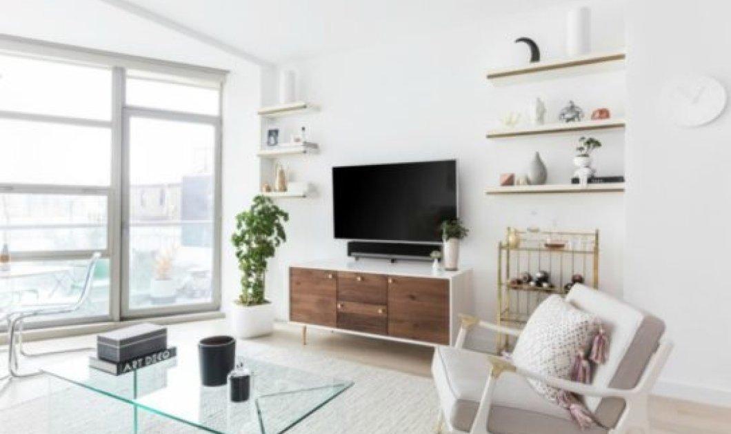 Ο Σπύρος Σούλης μας παρουσιάζει τους πιο όμορφους τρόπους για να διακοσμήσουμε τον χώρο γύρο από την τηλεόραση μας   - Κυρίως Φωτογραφία - Gallery - Video