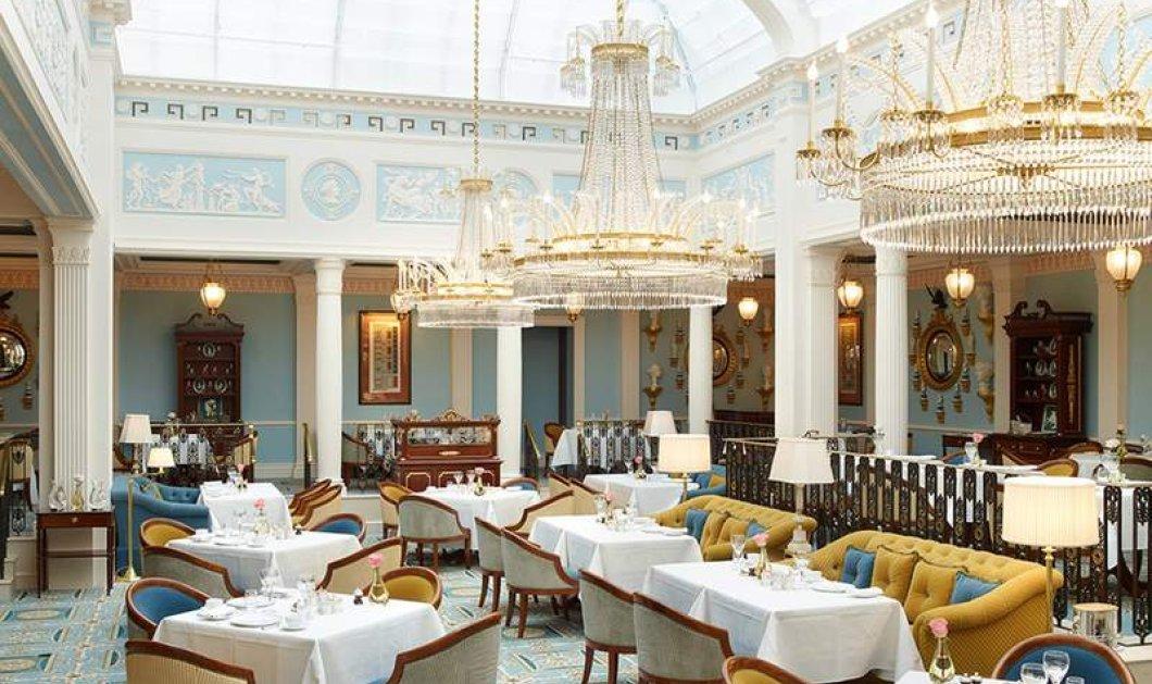 Αυτά είναι τα 15 πιο glamorous εστιατόρια του Λονδίνου - Από το Sexy Fish ως το Ivy & το Park Chinois (φώτο) - Κυρίως Φωτογραφία - Gallery - Video