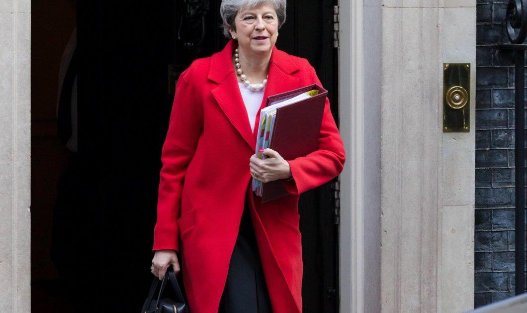 Νέα ήττα για την Μέι: Καταψηφίστηκε για δεύτερη φορά η συμφωνία για το Brexit  - Κυρίως Φωτογραφία - Gallery - Video