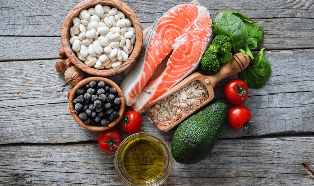 Υγιεινή διατροφή και απώλεια βάρους: Mπορούν να μετριάσουν τα συμπτώματα της κατάθλιψης; - Κυρίως Φωτογραφία - Gallery - Video