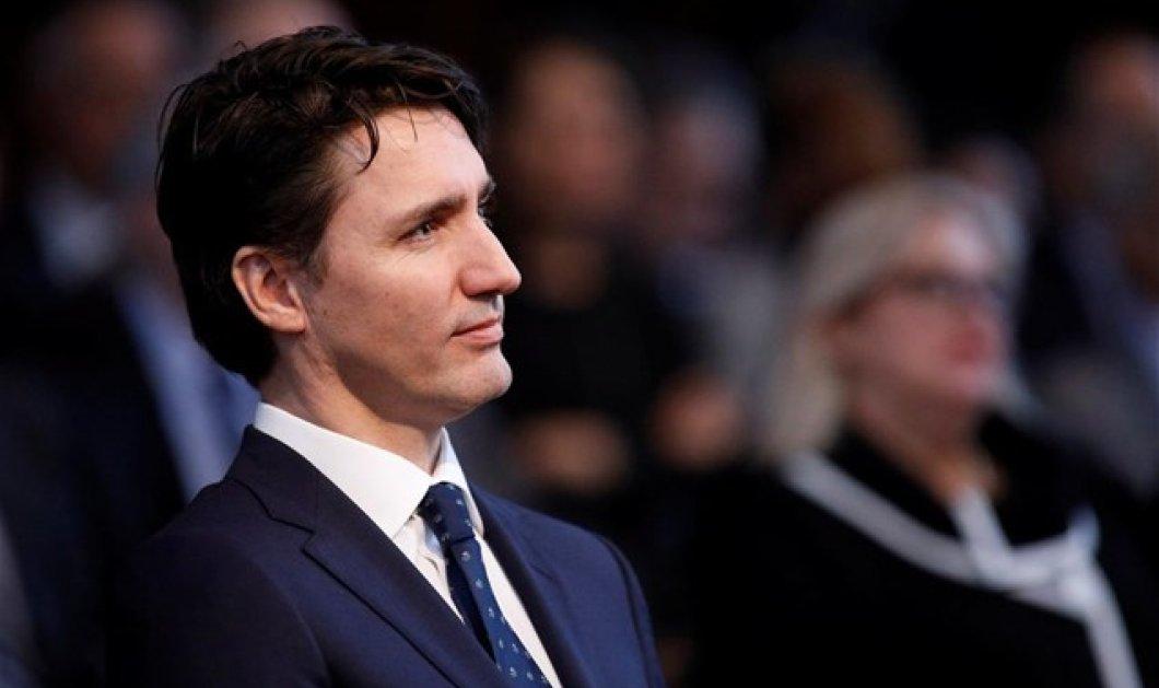 Γονατίζει ο ωραίος Καναδός Πρωθυπουργός: Τα σκάνδαλα, οι παραιτήσεις Υπουργόν, η χαμηλή δημοτικότητα & ο κολοσσός HUAWEΙ - Κυρίως Φωτογραφία - Gallery - Video
