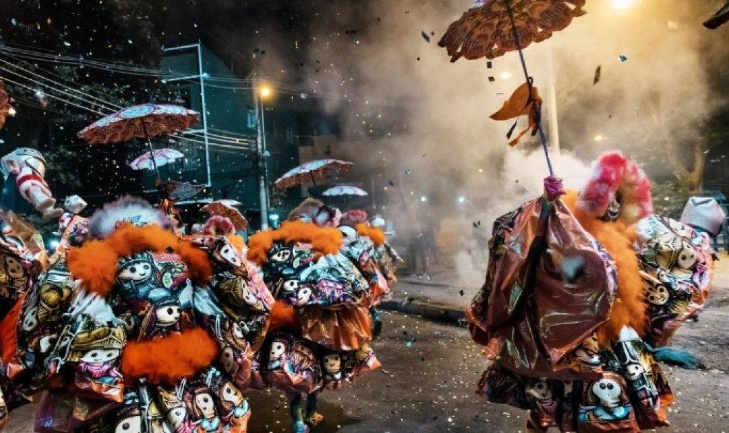 Bate-Bola: Ένα  εναλλακτικό καρναβάλι στο Ρίο ντε Τζανέιρο (βίντεο) - Κυρίως Φωτογραφία - Gallery - Video