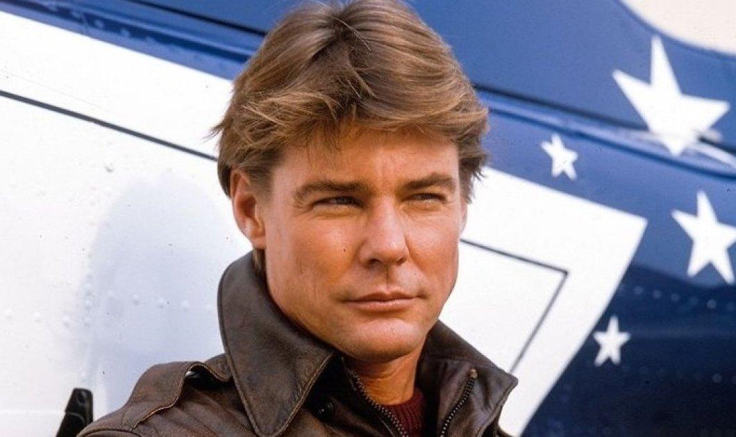 Πέθανε ο ηθοποιός Jan-Michael Vincent - Είχε παίξει σε πολλές γνωστές σειρές και ταινίες  - Κυρίως Φωτογραφία - Gallery - Video