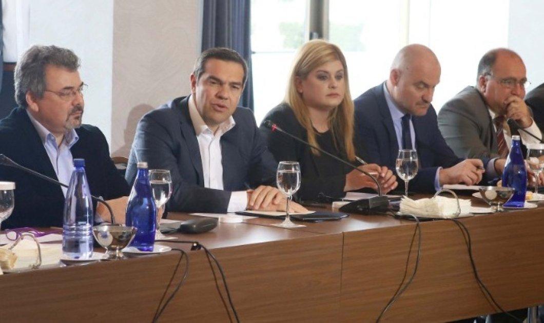 Αλέξης Τσίπρας στη Θεσσαλονίκη: Αδράξτε τις ευκαιρίες που δημιουργήθηκαν με τη Συμφωνία των Πρεσπών - Κυρίως Φωτογραφία - Gallery - Video