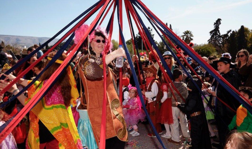 Αποκριά στην Αθήνα 2019: Κορυφώνεται το καρναβάλι στην πόλη - Κυρίως Φωτογραφία - Gallery - Video