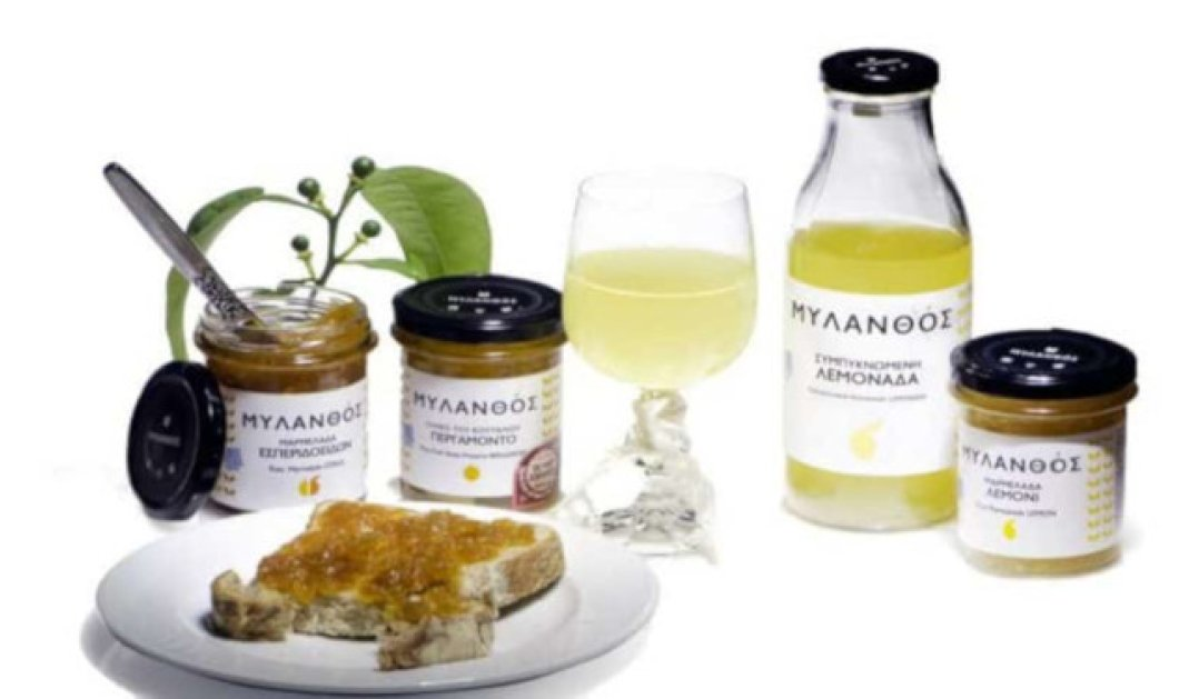 Made in Greece η Μυλανθός: Παραδοσιακά γλυκά, χυμοί & μαρμελάδες πλούσια σε γεύση & αρώματα από το Ξυλόκαστρο - Κυρίως Φωτογραφία - Gallery - Video