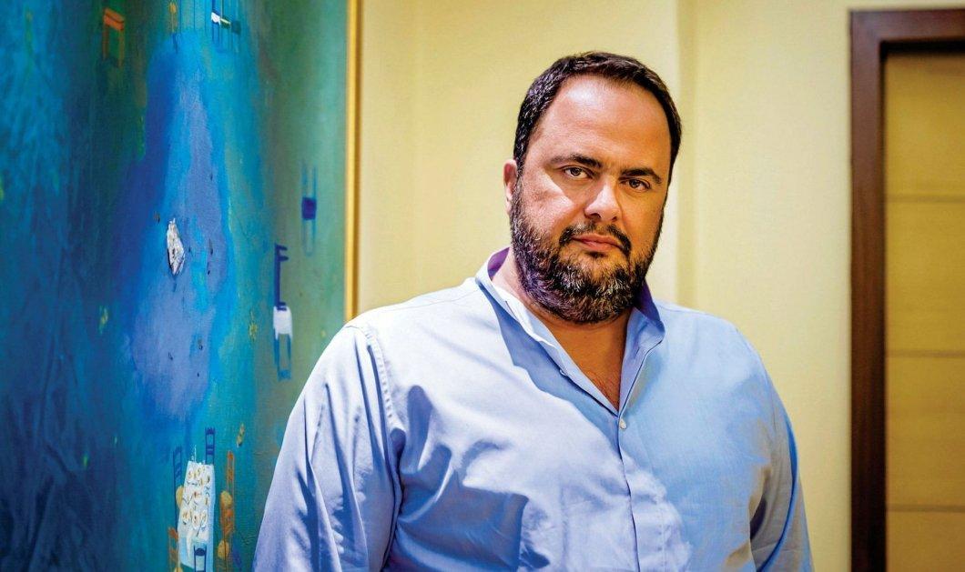 Στις 2 Μαΐου βγαίνει στον αέρα το ONE TV, το νέο κανάλι του Βαγγέλη Μαρινάκη - Κυρίως Φωτογραφία - Gallery - Video