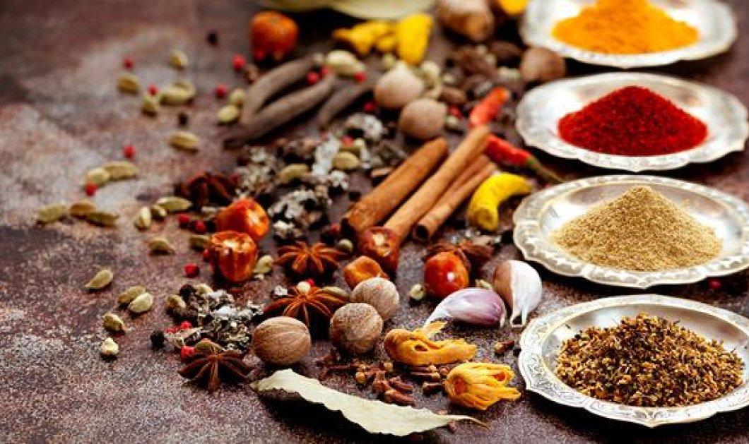 Το μπαχαρικό που σας κάνει να χάσετε 3 φορές περισσότερο λίπος - Υπάρχει στην κουζίνα σας! - Κυρίως Φωτογραφία - Gallery - Video