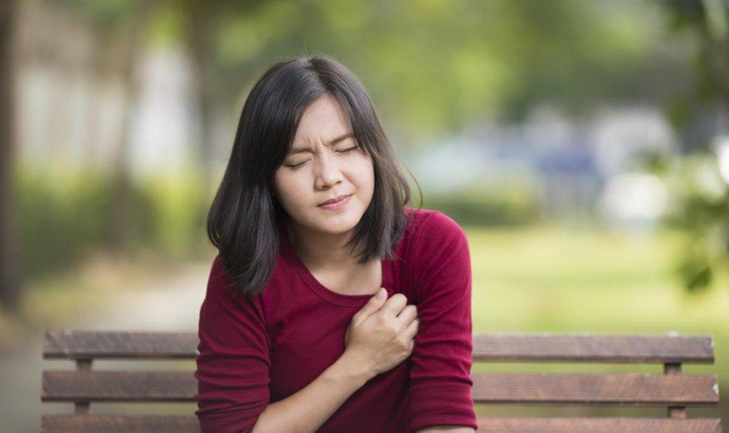 Έρευνα: Οι καρδιακές παθήσεις είναι η κύρια αιτία θανάτου στις γυναίκες - Πως επιβαρύνετε την κατάσταση & δεν το ξέρετε; - Κυρίως Φωτογραφία - Gallery - Video
