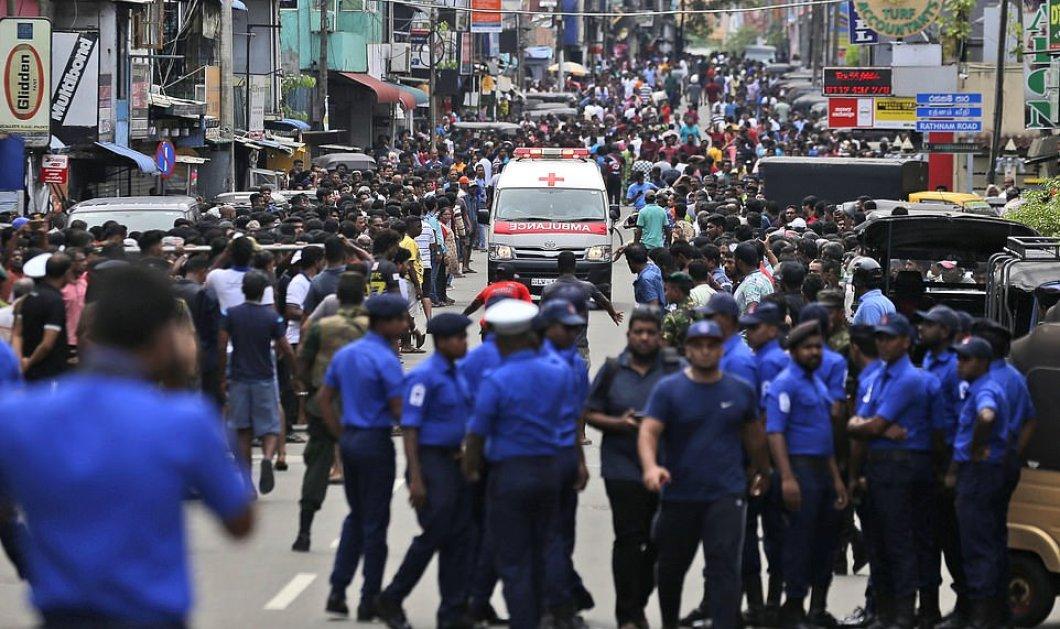 Παγκόσμια θλίψη και κατακραυγή για το μακελειό στη Σρι Λάνκα - 290 οι νεκροί -Ανάμεσα τους πολλοί ξένοι (φώτο) - Κυρίως Φωτογραφία - Gallery - Video