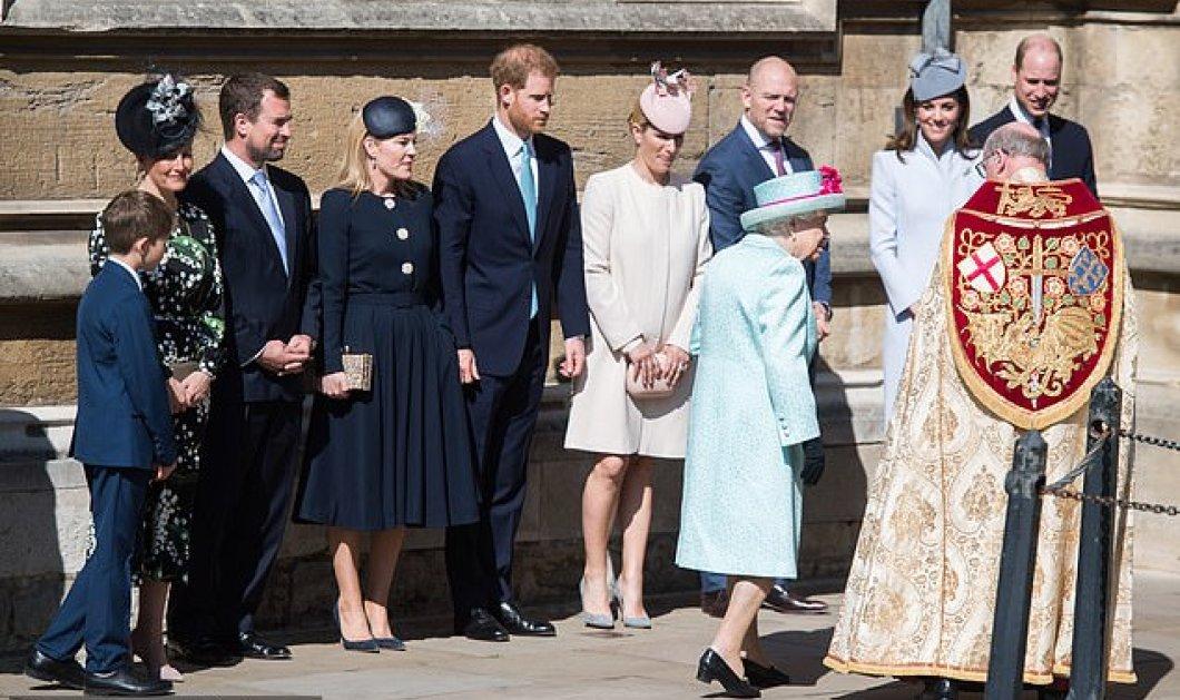 """Τι συμβαίνει στο παλάτι; """"Ο Χάρι προσπαθούσε απεγνωσμένα να αποφύγει τον Ουίλιαμ """" - λέει ο ειδικός (φώτο-βίντεο) - Κυρίως Φωτογραφία - Gallery - Video"""