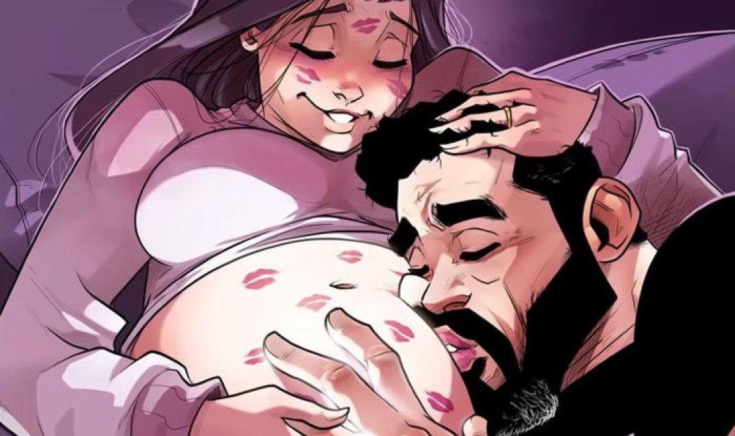 10 αστεία κόμικς: Δείχνουν με χιουμοριστικό τρόπο τον αγώνα μιας εγκύου στην καθημερινότητα της - Φώτο  - Κυρίως Φωτογραφία - Gallery - Video
