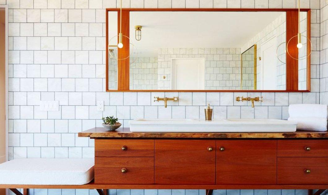 66+ προτάσεις γιά μπάνια με χρώμα: Πως θα γίνει σικάτο το πολυαγαπημένο μας λουτρό - Φώτο  - Κυρίως Φωτογραφία - Gallery - Video