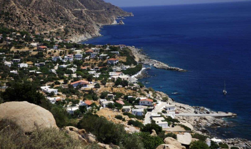 Βίντεο ημέρας: Καταφύγι Ικαρίας, το ορεινό καταπράσινο χωριό στο νησί όπου ο χρόνος σταματά - Κυρίως Φωτογραφία - Gallery - Video