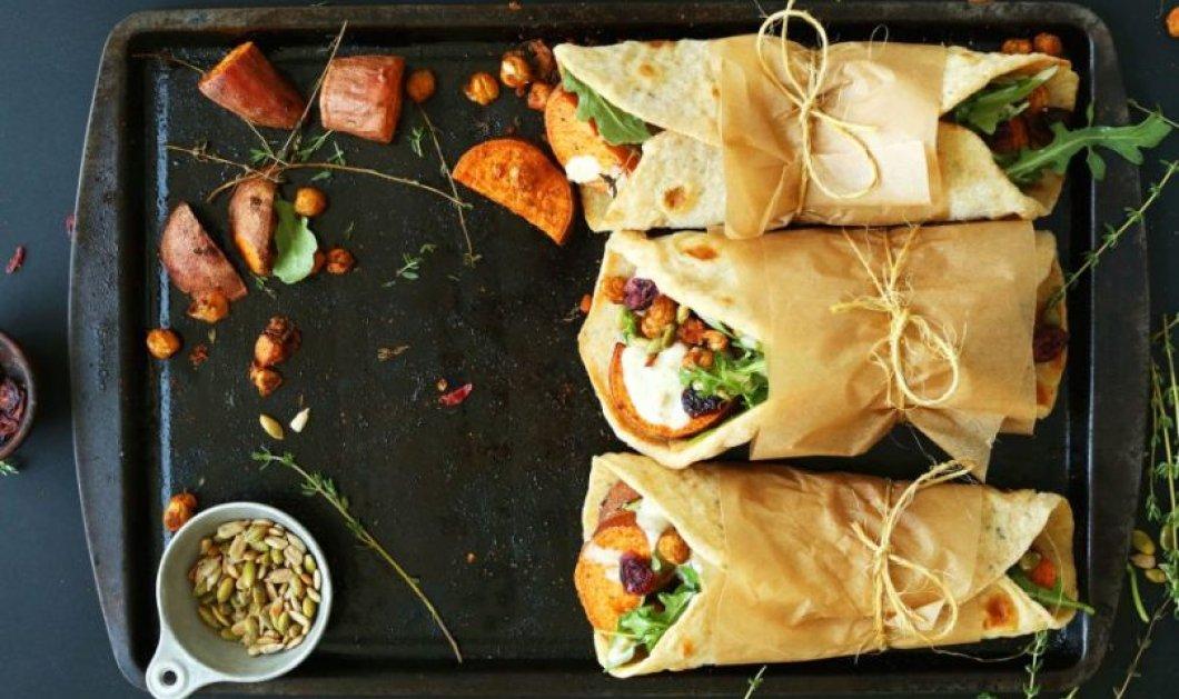 Οι καλύτερες βραδινές επιλογές για νηστίσιμα & ελαφριά  γεύματα  - Κυρίως Φωτογραφία - Gallery - Video
