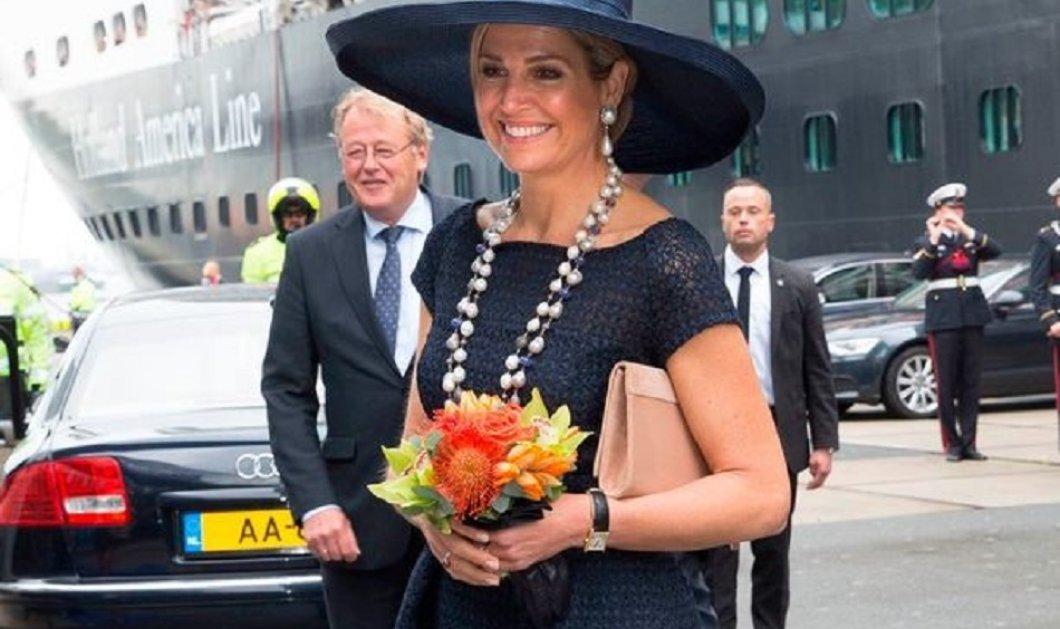 Μια ευτυχισμένη βασιλική οικογένεια σε Κυριακάτικο στιγμιότυπο: Η βασίλισσα Μάξιμα της Ολλανδίας με τις 3 κόρες (φώτο)  - Κυρίως Φωτογραφία - Gallery - Video
