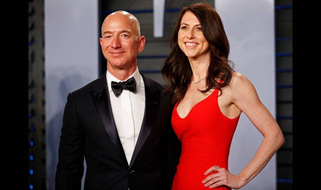 Η Μακένζι Μπέζος μοιράζει λεφτά! Πόσα έδωσε σε φιλανθρωπικές οργανώσεις – Έγινε ακόμη πλουσιότερη από την Amazon μέσα στον κορωνοϊό (Φωτό)  - Κυρίως Φωτογραφία - Gallery - Video