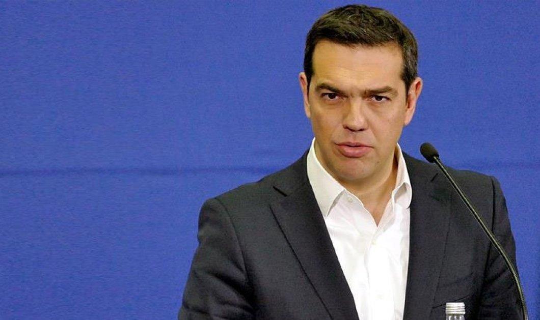 """Αλέξης Τσίπρας: """"Θα μετατρέψω την πρόταση μομφής σε ψήφο εμπιστοσύνης"""" - Κυρίως Φωτογραφία - Gallery - Video"""