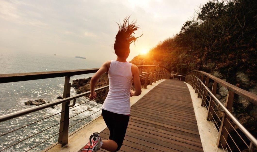 Πόσο πρέπει να γυμναζόμαστε για να εξασφαλίσουμε τη μακροζωία - Κυρίως Φωτογραφία - Gallery - Video