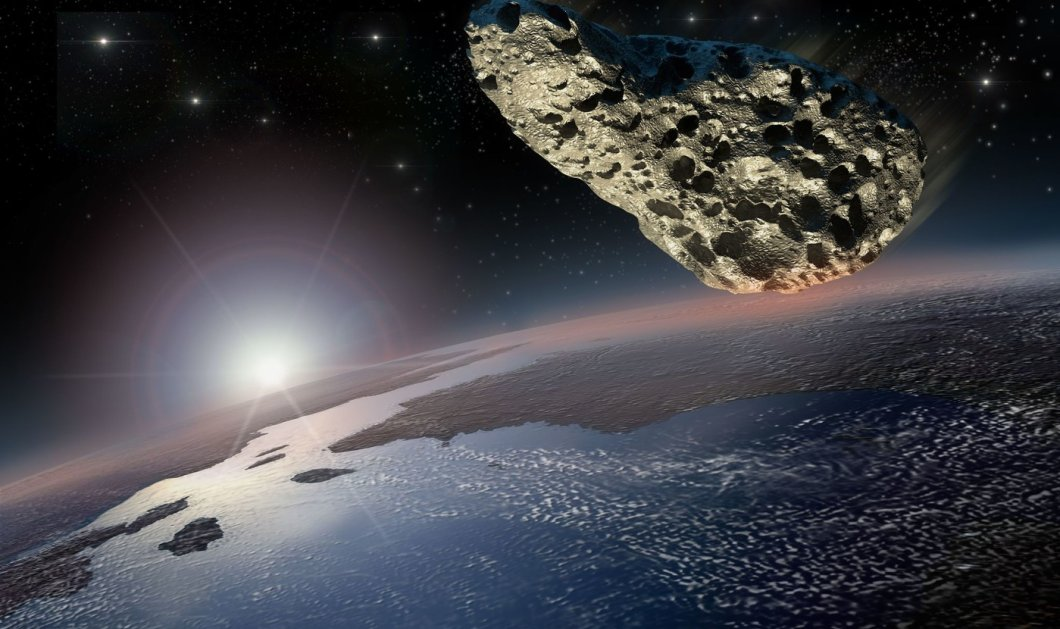 Αστεροειδής μεγέθους μεγάλης πολυκατοικίας θα περάσει σήμερα ανάμεσα στη Γη και τη Σελήνη  - Κυρίως Φωτογραφία - Gallery - Video