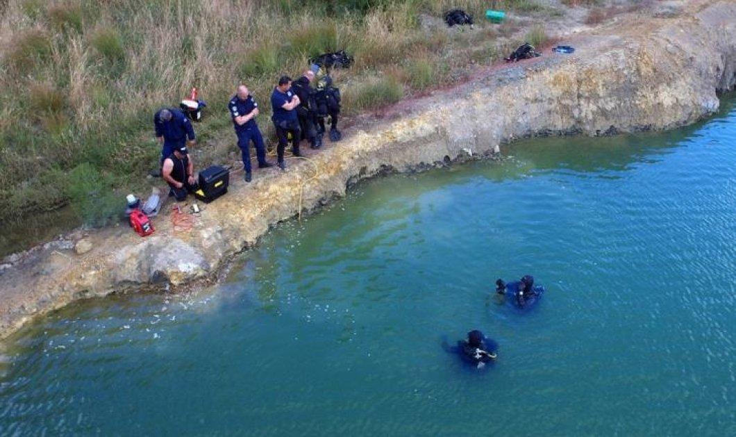 Θρίλερ με την 6χρονη που δολοφόνησε ο Serial Killer της Κύπρου - Τι προβλέπει το «Σχέδιο Β» για τις έρευνες στη λίμνη του Ξυλιάτου - Κυρίως Φωτογραφία - Gallery - Video