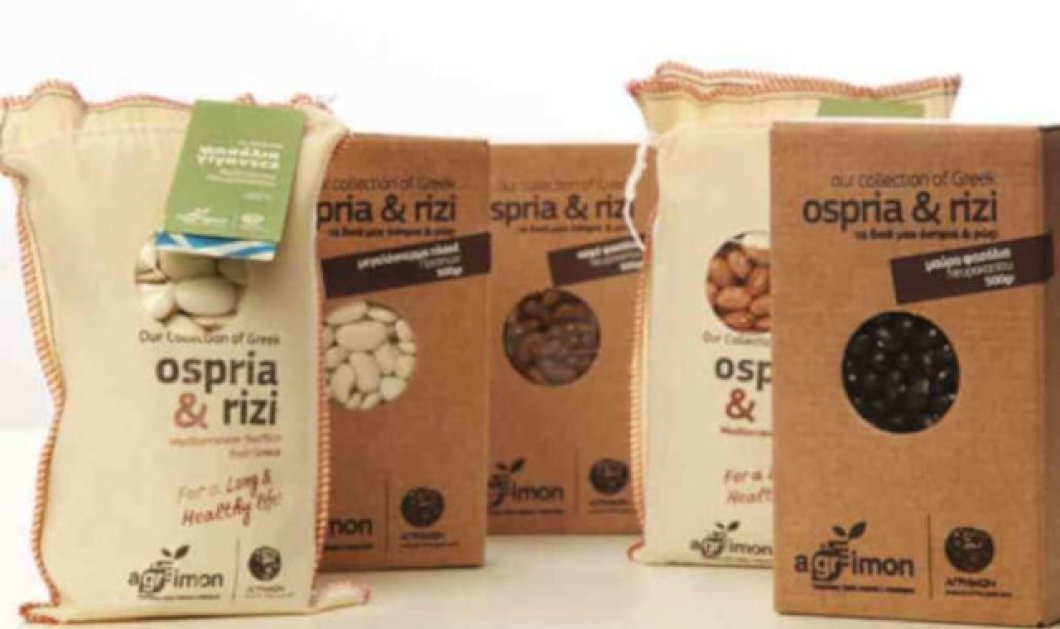 Made in Greece η Agrimon: Παραδοσιακά όσπρια, ρύζι, ζυμαρικά, μαρμελάδες, σάλτσες… από την Σερραϊκή γη - Κυρίως Φωτογραφία - Gallery - Video