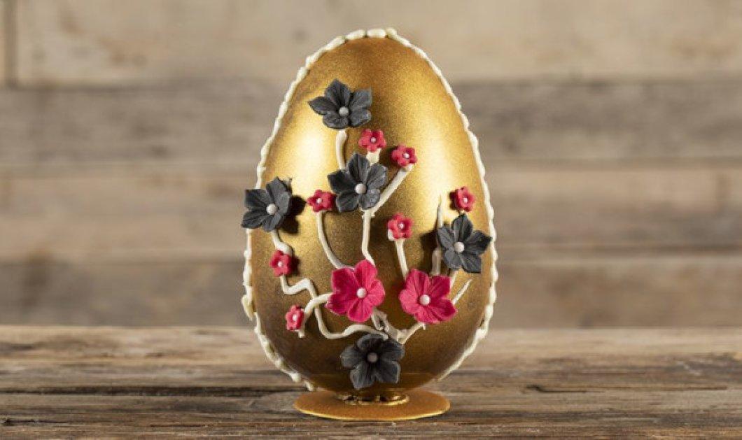 Άκης Πετρετζίκης: Το απόλυτο σοκολατένιο πασχαλινό αυγό για να καταπλήξετε τους πάντες! - Κυρίως Φωτογραφία - Gallery - Video
