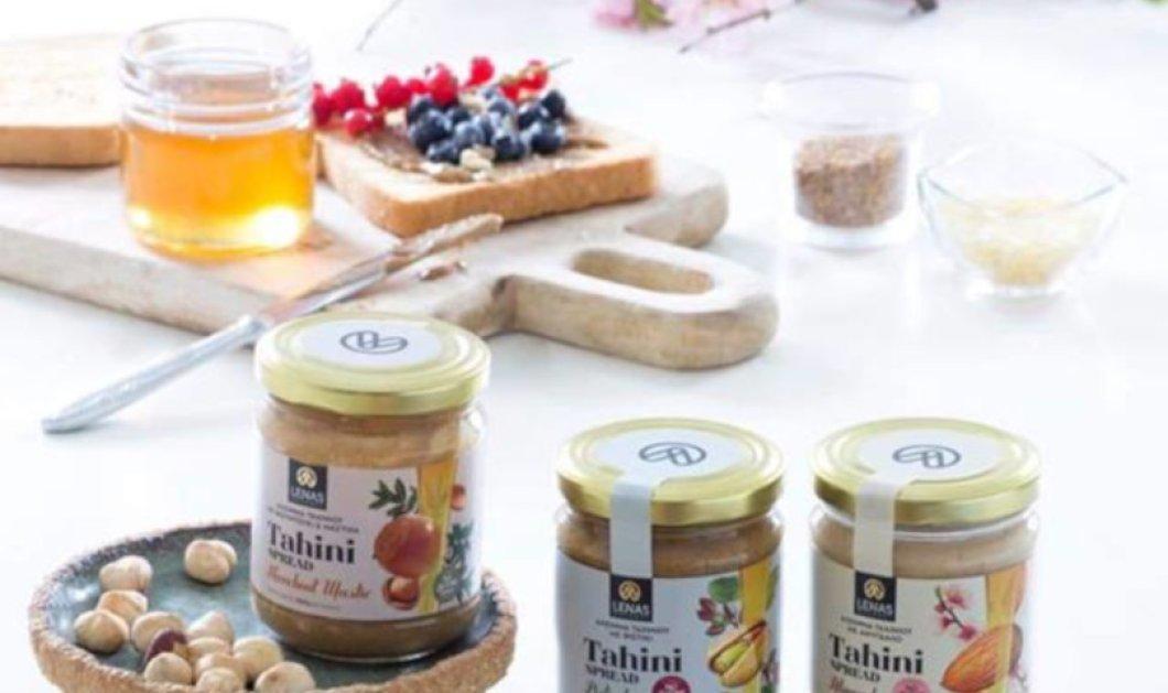 Made in Greece τα Lenas Gourmet: Φιστίκι, αμύγδαλο & φουντούκι γίνονται πάστες και ξετρελαίνουν Ελλάδα & Ευρώπη - Κυρίως Φωτογραφία - Gallery - Video