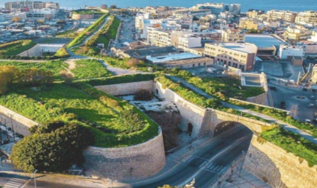 Χανιόπορτα: Ένα από τα πιο γραφικά & κεντρικά σημεία του Ηράκλειου της Κρήτης σε μία απίθανη φωτογραφική λήψη - Κυρίως Φωτογραφία - Gallery - Video