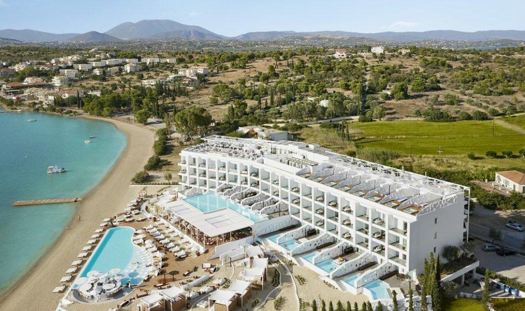 Δεύτερο Nikki Beach Resort & Spa ανοίγει στη Σαντορίνη - Θα έχει δυναμικότητα 60 δωματίων, εντυπωσιακές σουΐτες  & ιδιωτική παραλία - Κυρίως Φωτογραφία - Gallery - Video