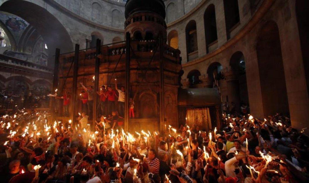 Όλη η Ελλάδα έτοιμη να υποδεχθεί το Άγιο Φως - Πως θα φτάσει από άκρη σε άκρη στη χώρα  - Κυρίως Φωτογραφία - Gallery - Video