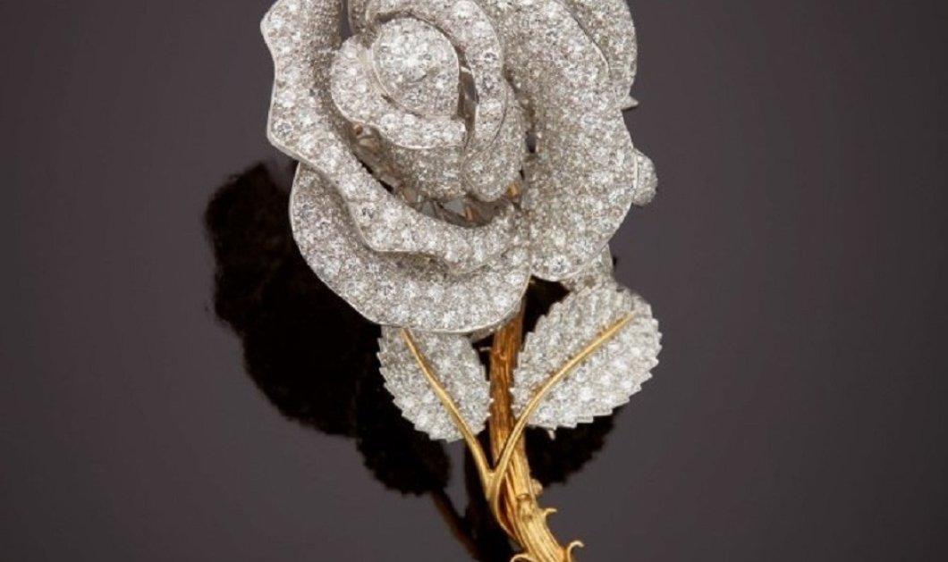 """In Bloom"":  Σπάνια διαμαντένια λουλούδια από διάσημους οίκους κοσμημάτων στο ""σφυρί"" από τους Sotheby's (φώτο) - Κυρίως Φωτογραφία - Gallery - Video"