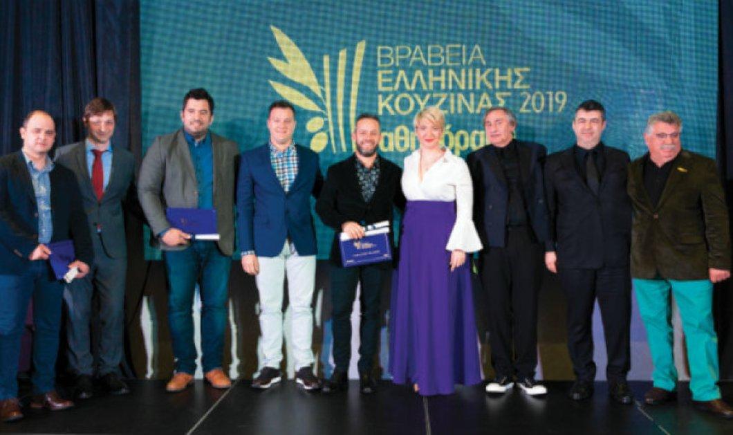 Βραβεία Ελληνικής Κουζίνας 2019 από το Αθηνόραμα: Δείτε τους μεγάλους νικητές  - Κυρίως Φωτογραφία - Gallery - Video