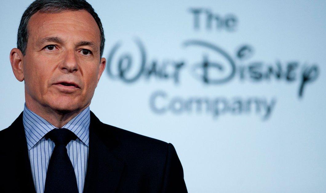 Ο CEO της Disney αμείβεται με 65 εκατ. δολάρια, 1.400 φορές περισσότερα από τον μέσο εργαζόμενο (φωτό) - Κυρίως Φωτογραφία - Gallery - Video