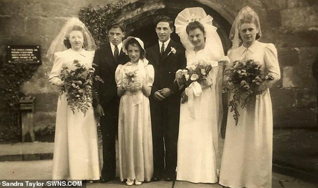 Εκείνος 95 εκείνη 94: Ξαναπαντρεύτηκαν μετά από 75 χρόνια & δηλώνουν ευτυχισμένοι & έτοιμοι να ξαναζήσουν τη ρομαντική τους ιστορία (φώτο) - Κυρίως Φωτογραφία - Gallery - Video
