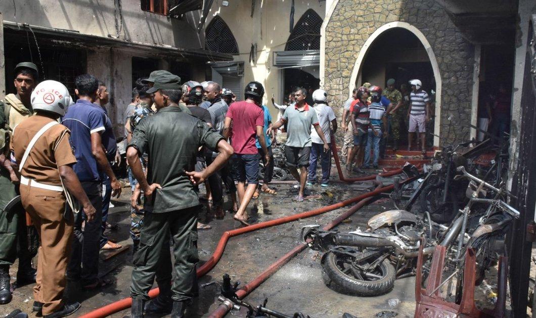 Αιματοβαμμένο Πάσχα των Καθολικών στη Σρι Λάνκα: Πάνω από 160 νεκροί - Εκατοντάδες τραυματίες - Μακελειό σε ξενοδοχεία & εκκλησίες (φώτο-βίντεο) - Κυρίως Φωτογραφία - Gallery - Video
