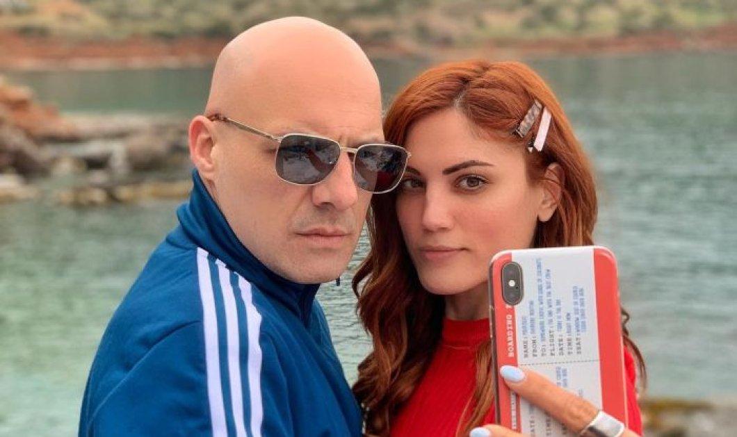 Νίκος Μουτσινάς: Διακοπές με τα ''κορίτσια του '' - Ντορέττα Παπαδημητρίου & Μαίρη Συνατσάκη στην μεγαλόνησο - Κυρίως Φωτογραφία - Gallery - Video