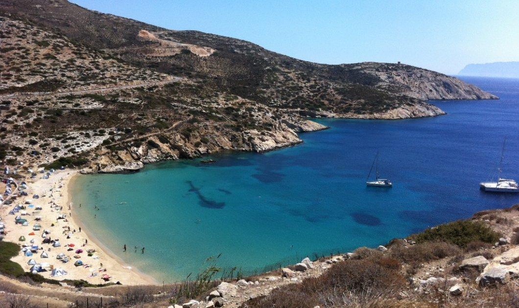 Good News η Δονούσα: Το πρώτο νησί του Αιγαίου που καταργεί το πλαστικό μιας χρήσης! Σακούλες τέλος   - Κυρίως Φωτογραφία - Gallery - Video