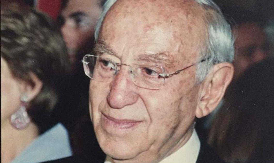 Πέθανε ο επιχειρηματίας Μηνάς Εφραίμογλου -Διετέλεσε πρόεδρος της Εριουργίας Τρία Άλφα  - Κυρίως Φωτογραφία - Gallery - Video