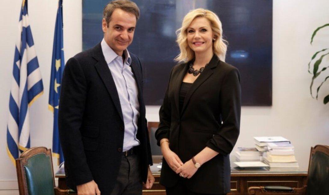 Η Έμη Λιβανίου υποψήφια με τη Νέα Δημοκρατία στις επερχόμενες βουλευτικές εκλογές  - Κυρίως Φωτογραφία - Gallery - Video